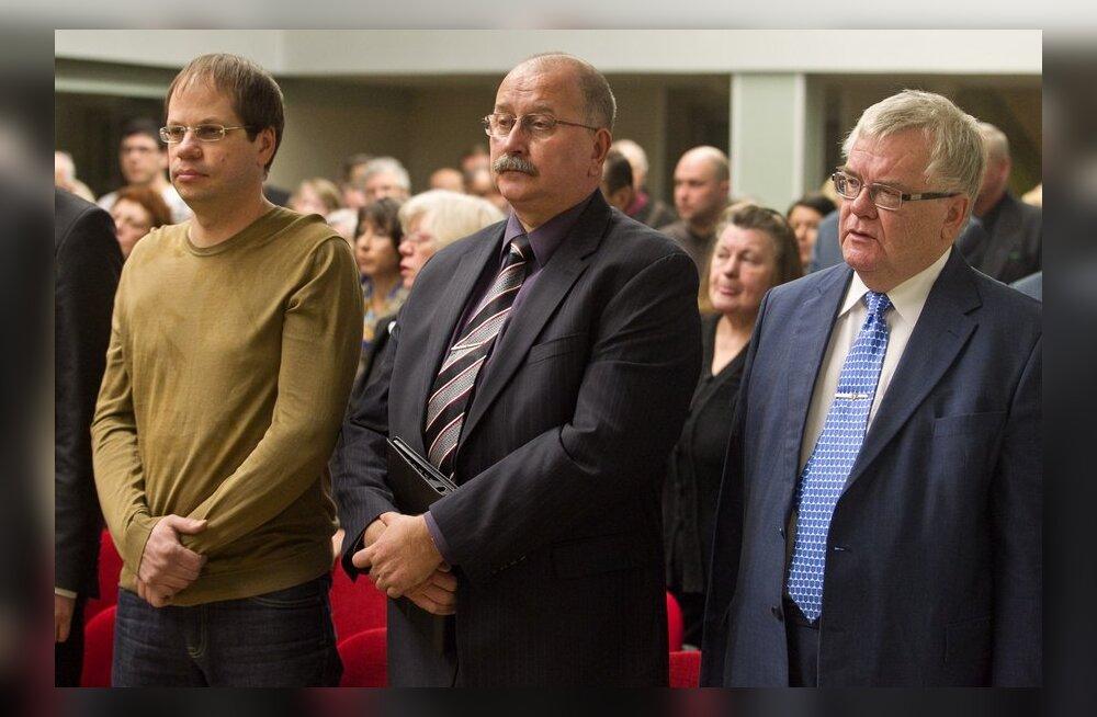 Keskerakond tegi Ergmale ettepaneku arutada kapo ja prokuratuuri olukorda