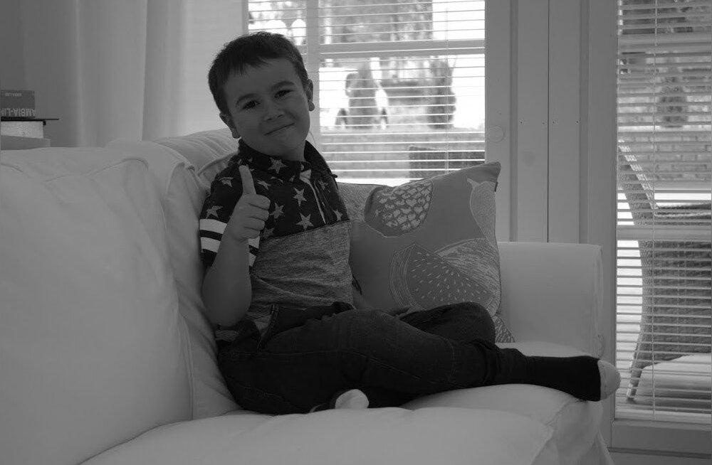 Vähile võitluse kaotanud lapse ema: Sander uskus, et positiivsus on see, mis viib edasi — just sellise, rõõmsameelsena, me tahamegi teda mäletada