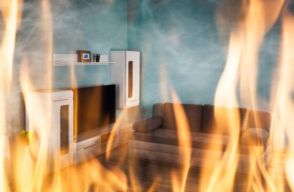 TÄHTSAD NÕUANDED: vaata järele, kas sinu kodu on ohutu