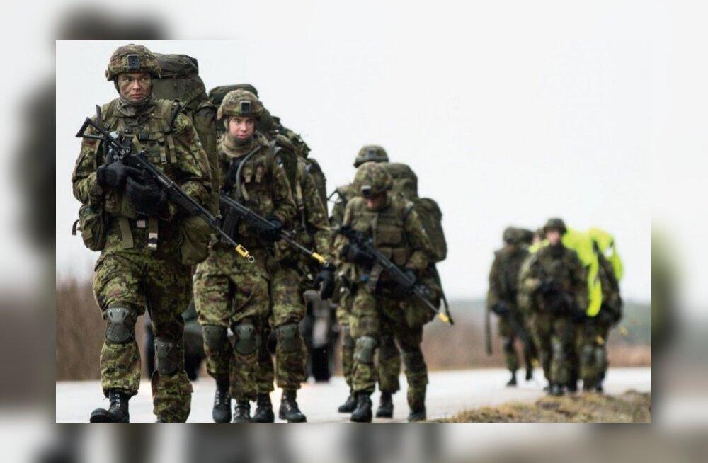 Ajakirjast Sõdur: riigikaitse kui produkt ja kaitsevägi kui tootmisliin