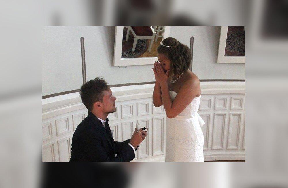 Armastus ei küsi vanust: Erika Salumäe 16aastane tütar kihlus!