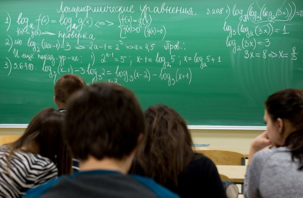 ARVAMUS | Praeguste reeglite juures on kohustuslik matemaatika riigieksam pentsik