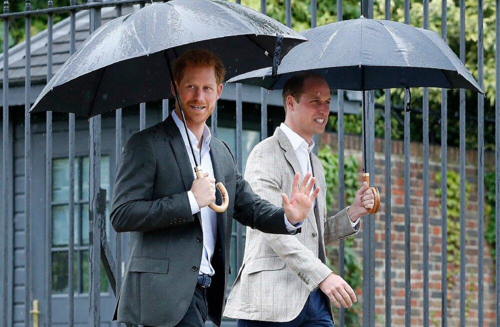 Diana sõna jäi peale: LOE, mis nimesid tahtis prints Charles oma poegadele tegelikult panna!