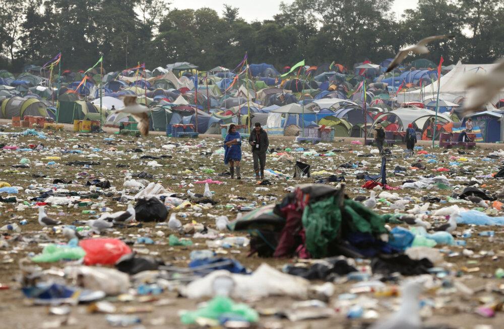 EL keelab ära ühekordsed plastiknõud