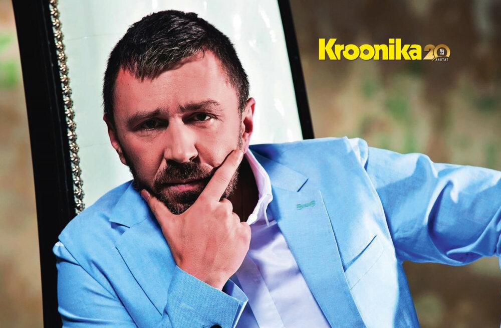 """Bändi Leningrad solist Sergei """"Shnur"""" Šnurov: minust on saanud hobijoodik"""