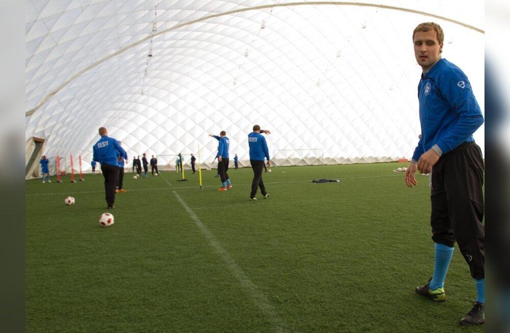Футбол: В октябре в Таллинн приедет сборная Украины