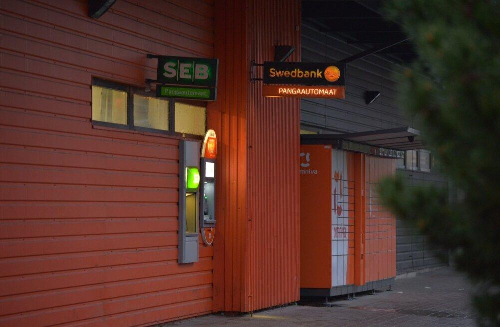 Эстонские банки планируют запустить единую сеть банкоматов