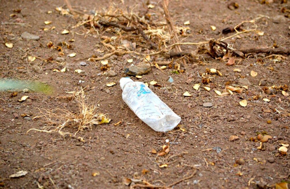 Kuhu panna lääne plastpraht nüüd, kui Hiina keeldub seda taaskäitlemast?