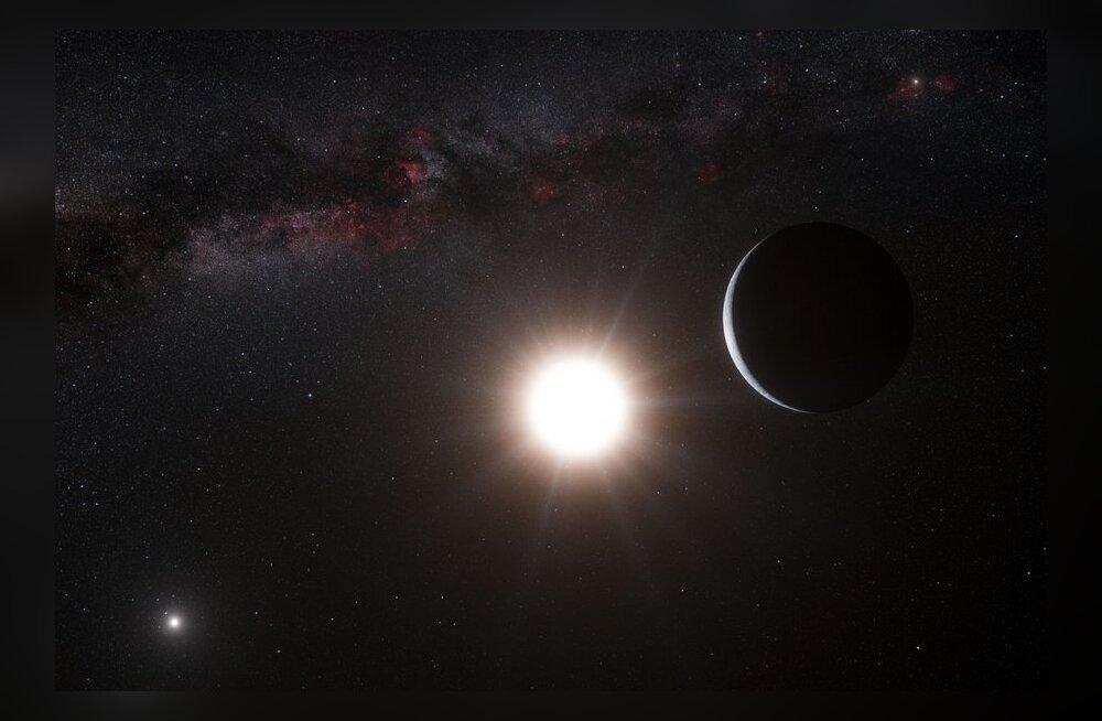 Alfa Centauri - naaber meie tagauksel