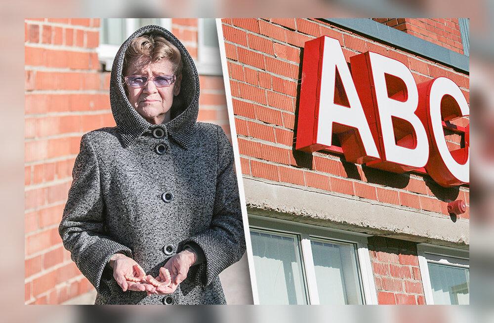 Пенсионерка отдала 6000 евро за зубные протезы, но осталась без денег и без зубов