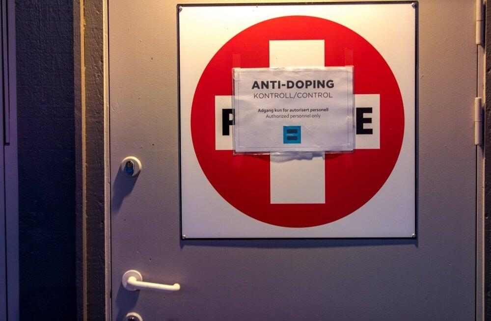 Norra X Games dopingukontroll