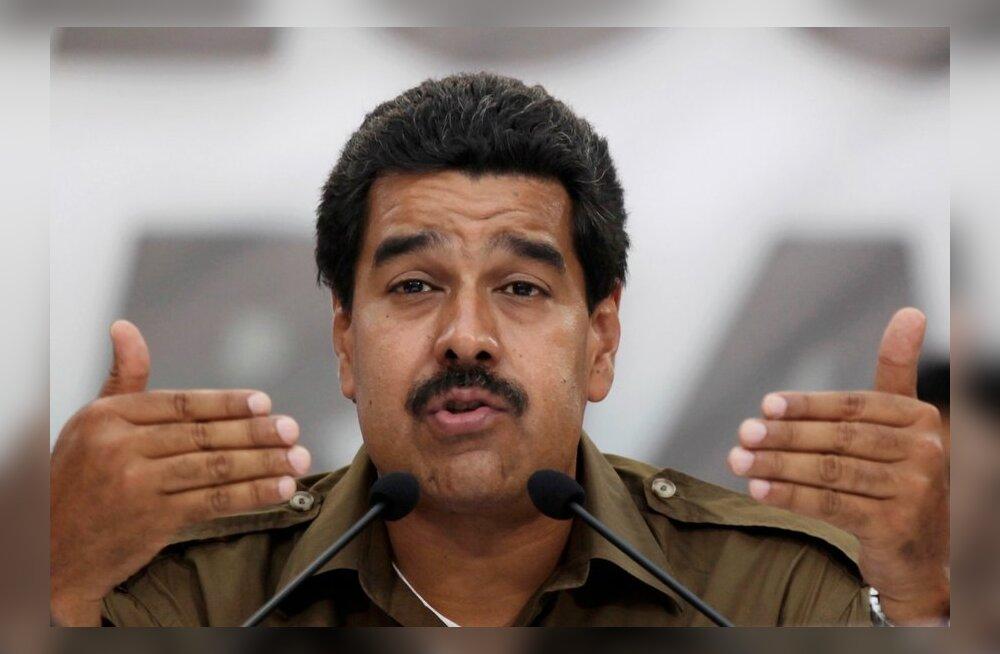 Venezuela opositsioon: presidendi kohusetäitja kuritarvitab kampaania huvides riigi raha