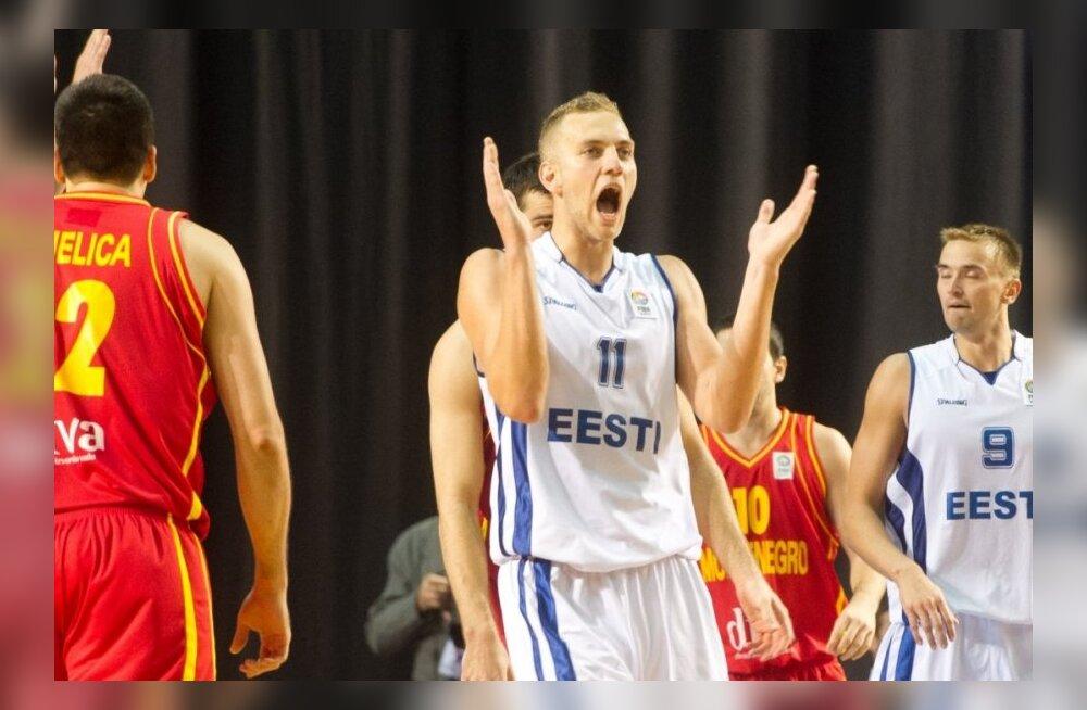 Siim-Sander Vene, Eesti korvpallimeeskond