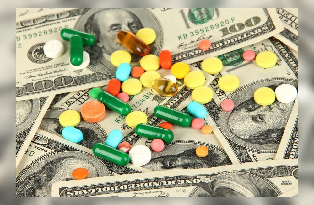 BBC News: ravimitööstus üha kasvab ülepaisutatud kasumi toel