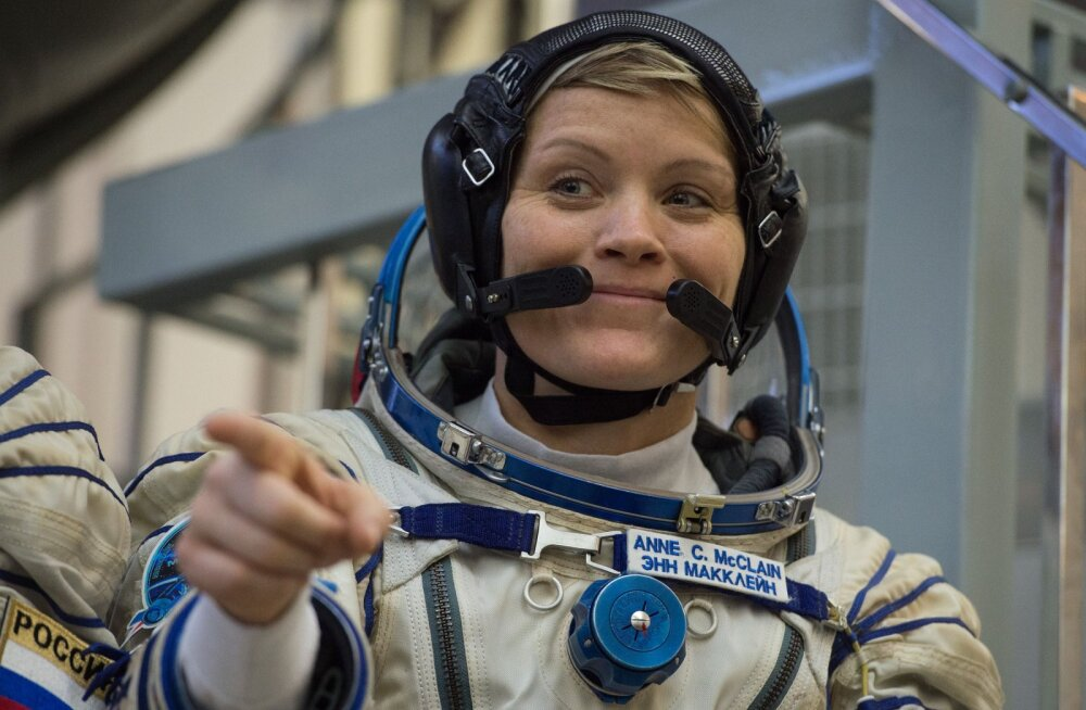 USA astronauti süüdistatakse oma lahus elava abikaasa pangakonto häkkimises kosmosest