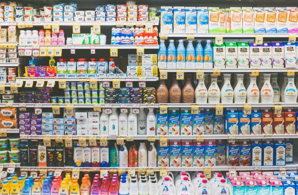 Üheksa asja, mille eest toidupoes ilmselgelt üle maksad