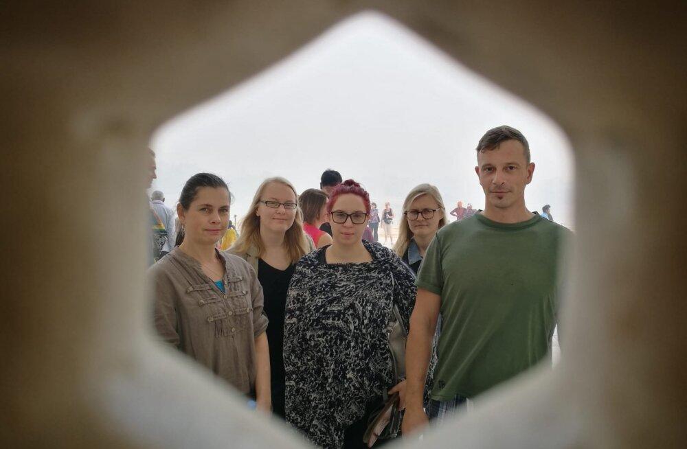 KAUGKONTOR INDIAS | Turvatsoonist välja ehk kuidas me nägime maailmaimet