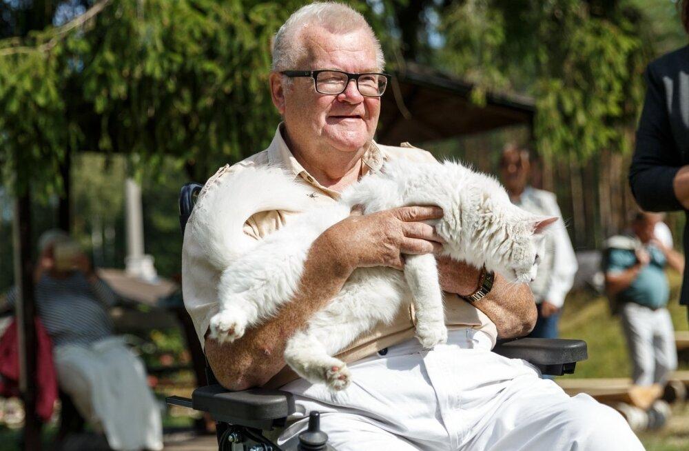 """""""Во время эпидемии коронавируса в определенном смысле я был особенно счастлив"""". Эдгару Сависаару исполняется 70 лет"""