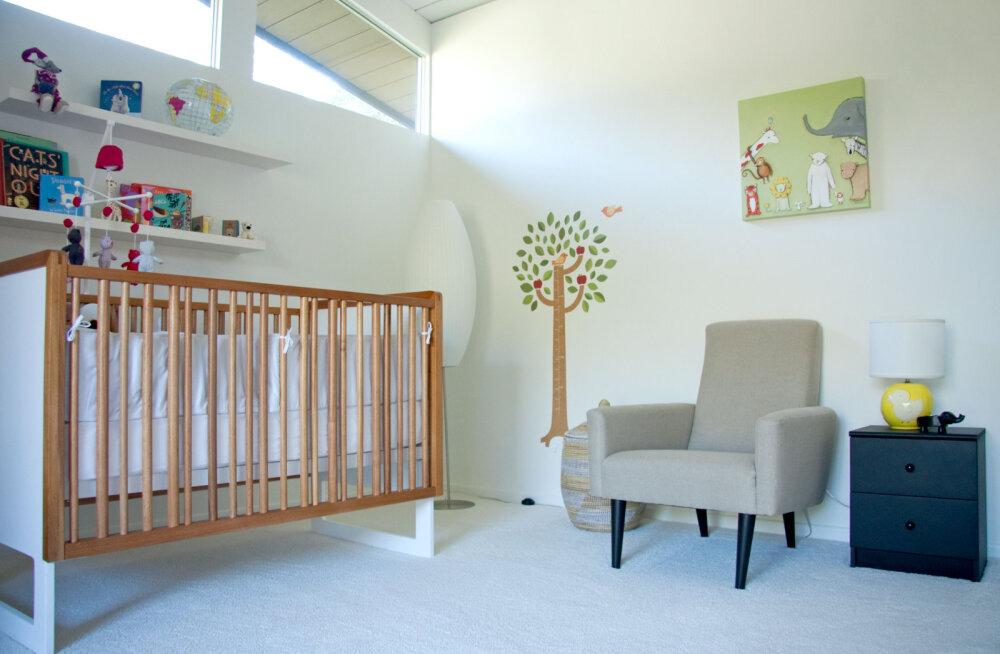 Детская комната для новорожденного. Советы доктора Комаровского