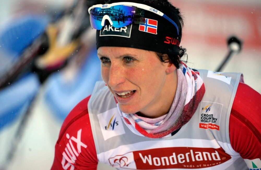 Marit Björgen.