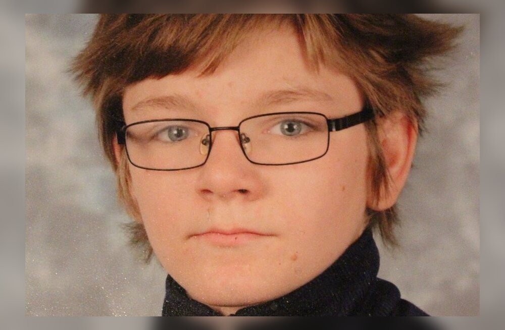 ФОТО: Полиция ищет пропавшего в Вильяндимаа 12-летнего мальчика