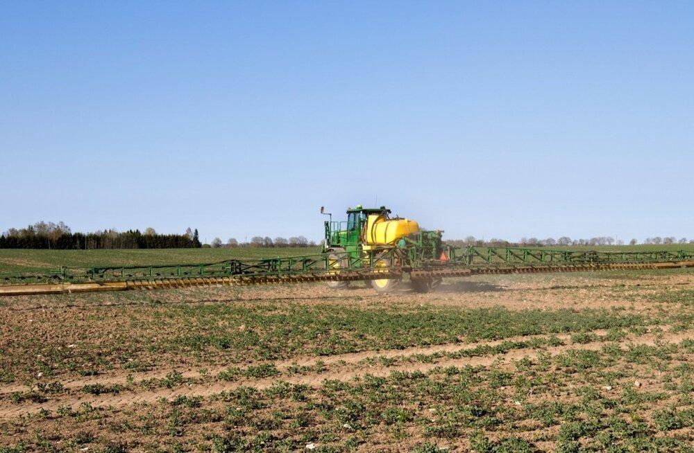 Värske uuring: orgaaniline põllumajandus maailma ei päästa
