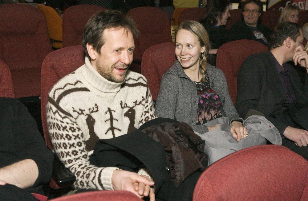 10 AASTAT TAGASI | Ivo Uukkivi ja Mari-Liis Lill esimest korda paarina avalikkuse ees