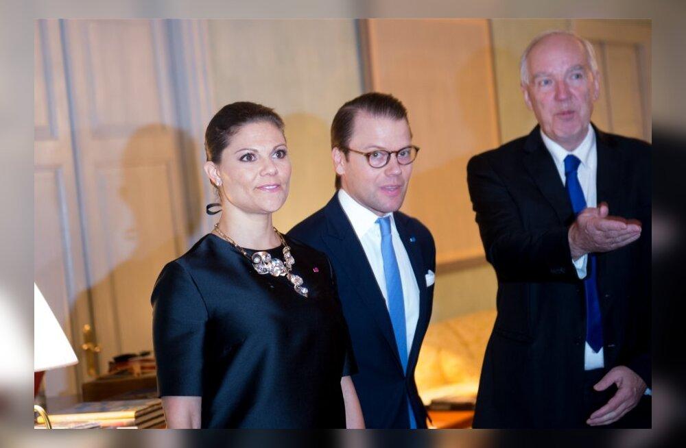 Rootsi kroonprintsess Victoria vastuvõtt