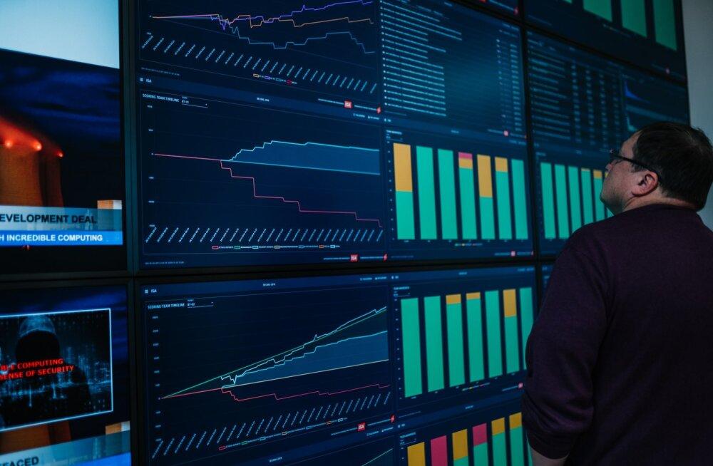 Эстонская компания построит для минобороны Люксембурга киберполигон