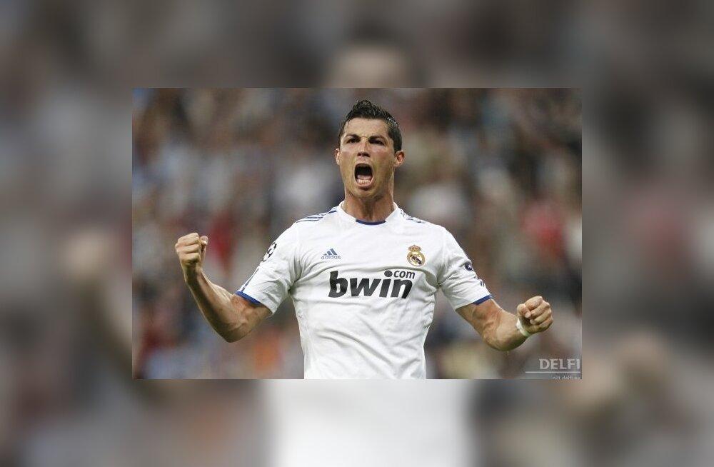 Cristiano Ronaldo, Madridi Real
