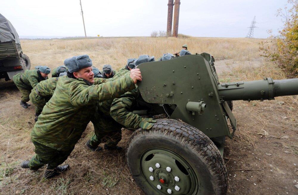 Kaitseväe aastaraamatust: Märkmeid Ukraina sõjast