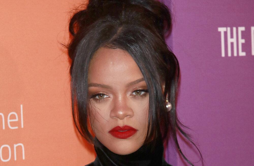 Rihanna on taas vaba ja vallaline: lauljatar läks lahku pikaajalisest poiss-sõbrast!