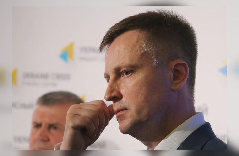 SBU juhi väitel põletatakse Ukrainas hukkunud Vene sõdureid liikuvates krematooriumides