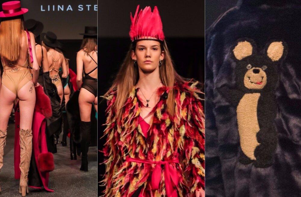 Delfi на Таллиннской неделе моды: экстрасенсорные пеньюары и стиль Центрального рынка