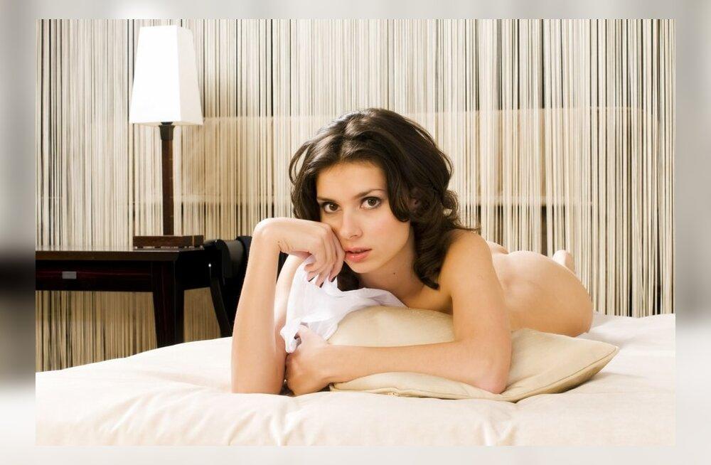 Top 10: Naisteka kõige kuumemad seksinipid ja -nõuanded aastal 2012