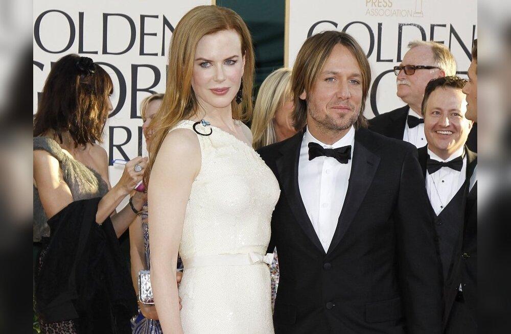 Nicole Kidman ja Keith Urban said teise lapse - sünnitas surrogaatema