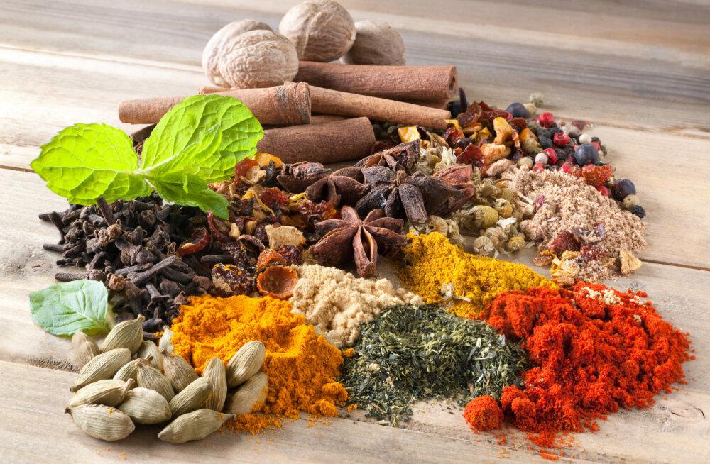 Hea teada: millised taimed on maitsetaimed, millised ravimtaimed ja mis on vürtsid?