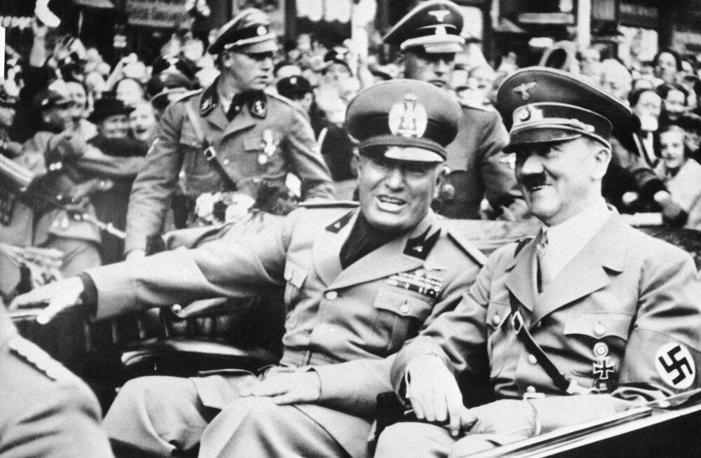 Siin viibis Hitler: Ajaloolane pani kaante vahele vist kõik kohad, kus füürer kunagi viibinud