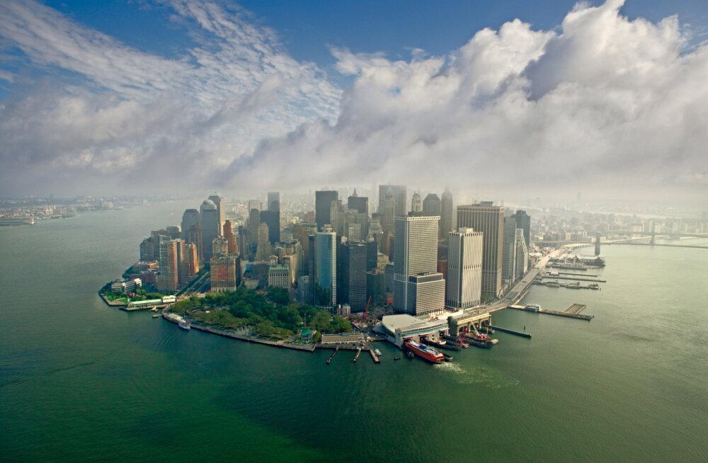 Слишком много людей: ООН поддержала строительство прототипа плавучего города в Нью-Йорке