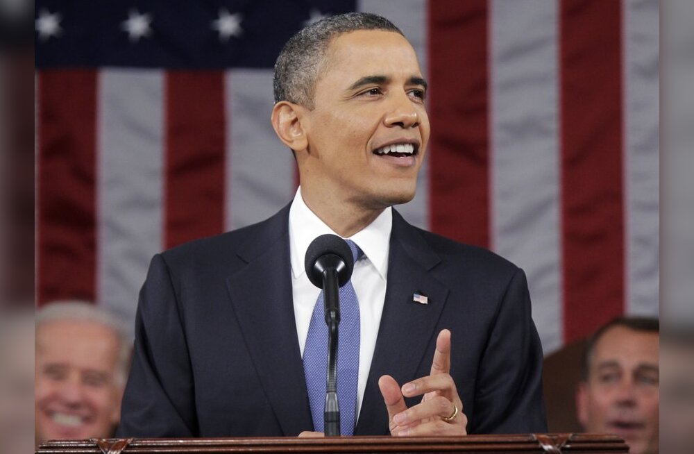 Barack Obama õnnitles Andrus Ansipit valimisvõidu puhul