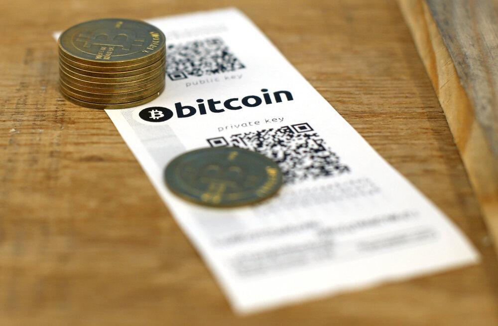 Bitcoin võib olla mullistunud. USA keskklass on sattunud bitcoinist pöördesse
