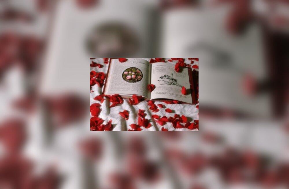 Raamat täis armastust