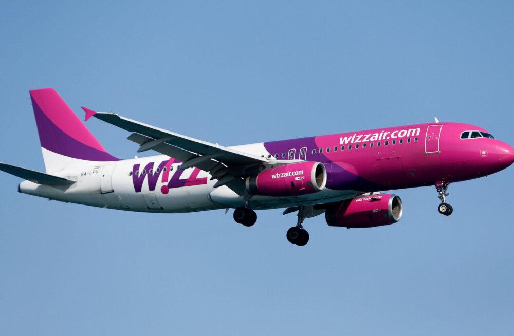 Wizz Air открывает новый прямой рейс из Таллинна в Италию. Стоимость билетов начинается от 15 евро!