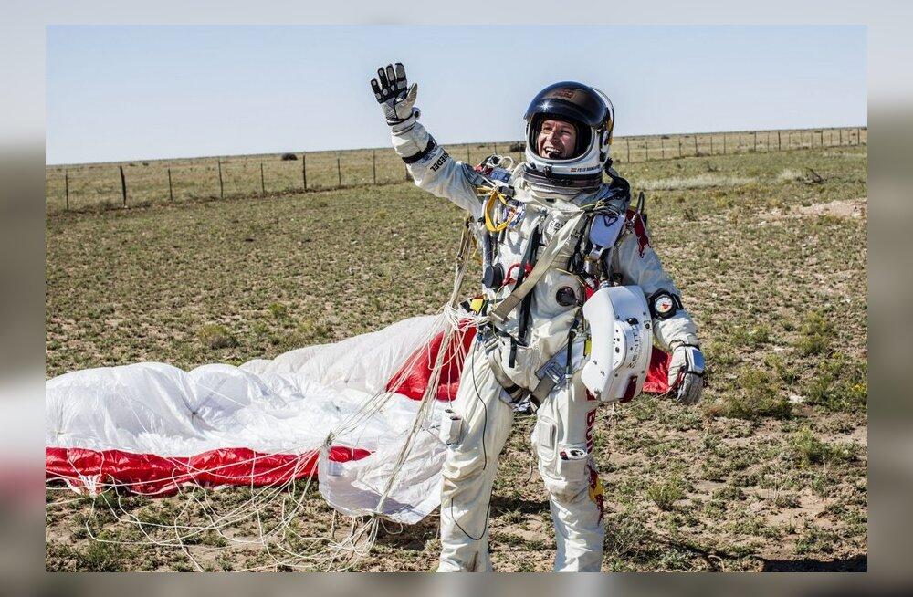 Reisisiht Marss: Felixi kosmosepiirilt Maale tehtud rekordhüppe eellugu