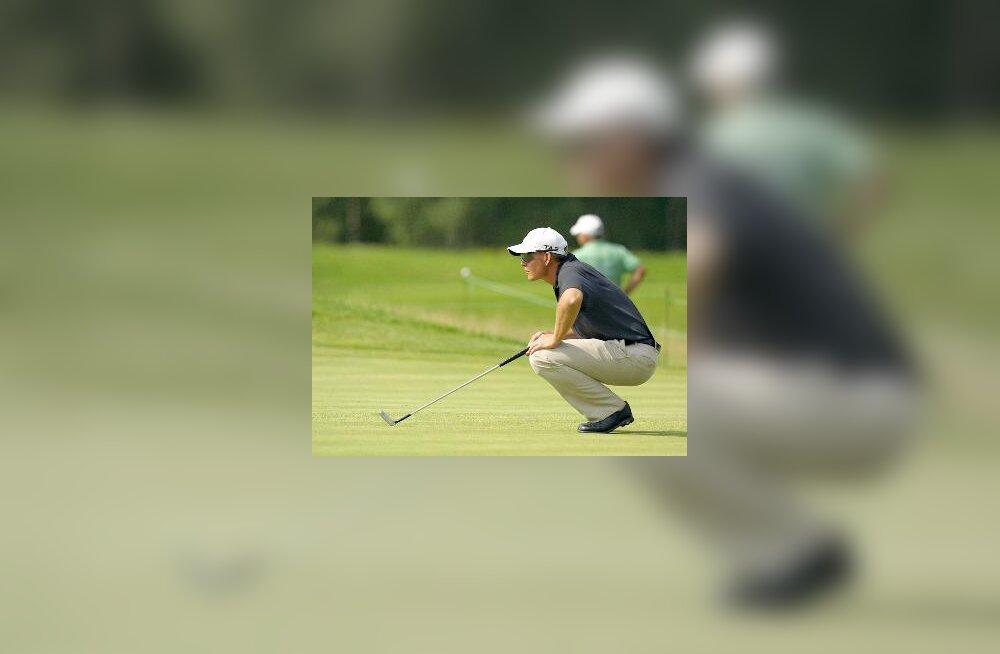 Golfimängija