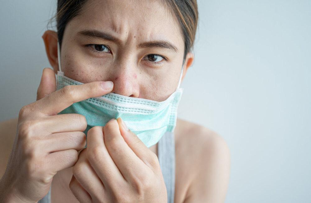 Head soovitused: kuidas vältida maski kandmisest tekkivaid näonaha probleeme ehk masknet?
