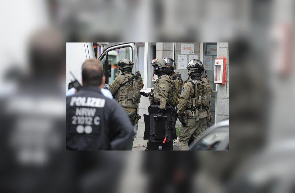 Pussitamine Saksamaal Wuppertalis