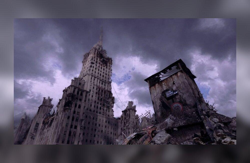 """Mänguarvustus: """"Metro: Last Light"""" – amokijooks läbi Moskva varemete"""