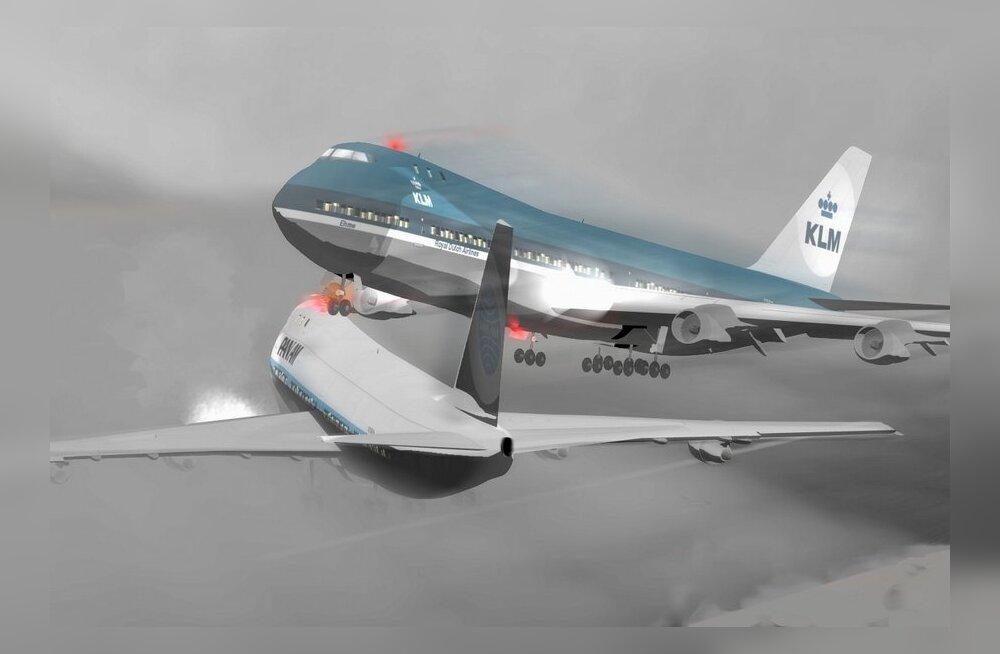 Kuidas leidis aset kõigi aegade kohutavaim lennuõnnetus?