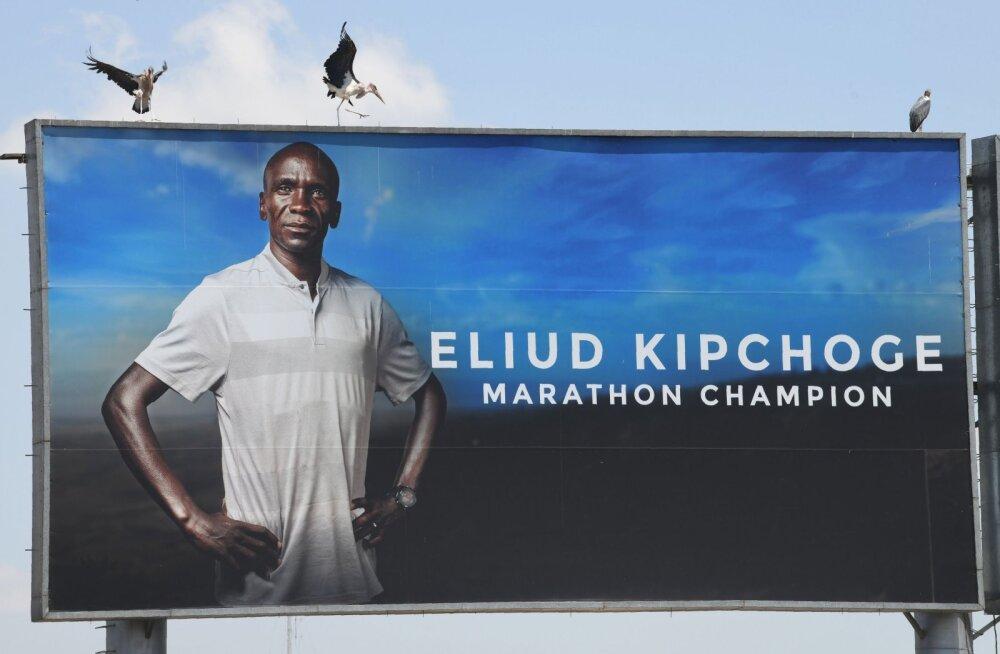 Eliud Kipchoge